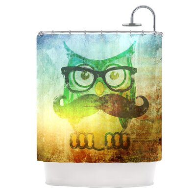Howly Shower Curtain