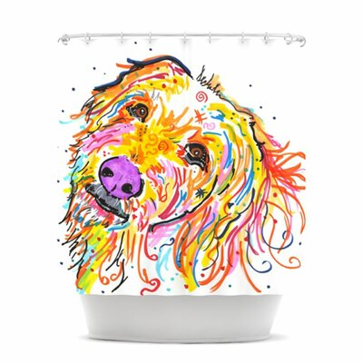 Koda Shower Curtain