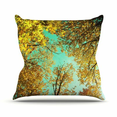 Vantage Point Throw Pillow Size: 16 H x 16 W