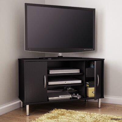 Renta 38.5 TV Stand Color: Pure Black