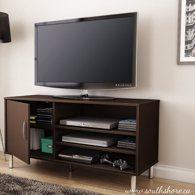 Renta 46.3 TV Stand Color: Chocolate