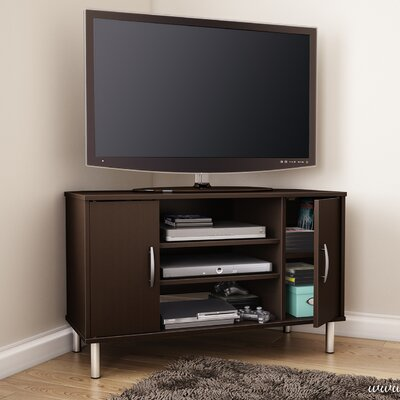 Renta 38.5 TV Stand Color: Chocolate