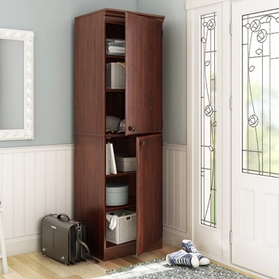 Preciado Contemporary Armoire Finish: Royal Cherry