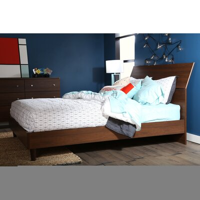 Olly Queen Platform Bed