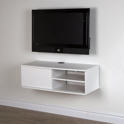 Agora 38 TV Stand Color: Pure White