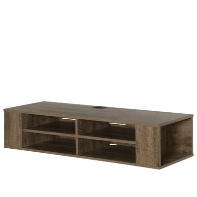 City Life TV Stand Finish: Oak