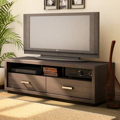 Skyline TV Stand Finish: Chocolate