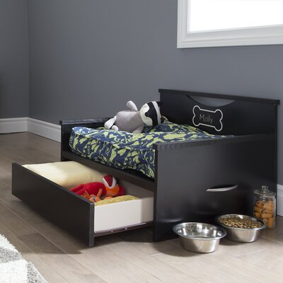 Alexander Dog Bed with Storage & Cushion Cover