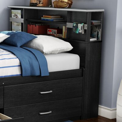 Cosmos Full Bookcase Headboard