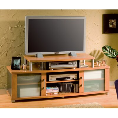 Cheap South Shore City Life 60″ TV Stand in Honeydew (TH1467)