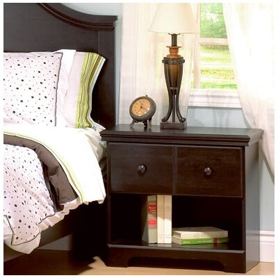 Worcester 2 Drawer Nightstand