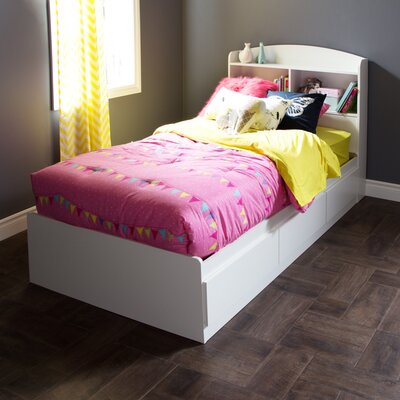 Logik Twin Mates Bed with Storage