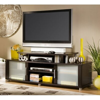 Cheap South Shore City Life 60″ TV Stand in Chocolate (TH1820)