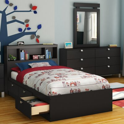 Spark Twin Mates Bed with Storage