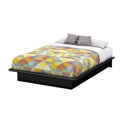 Lexington Platform Bed Size: King