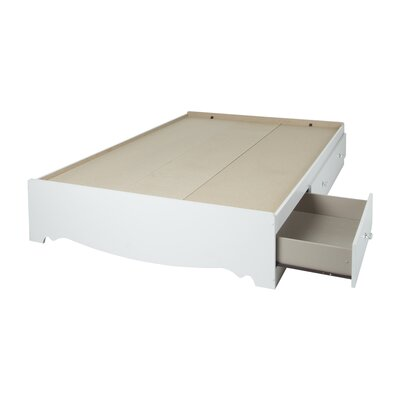 Crystal Full Mates Bed with Storage