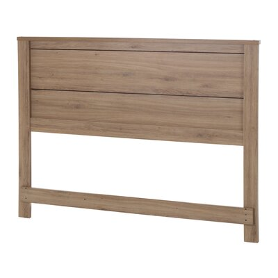 Fynn Full Panel Headboard Finish: Rustic Oak
