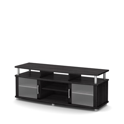 City Life 59 TV Stand Color: Gray Oak