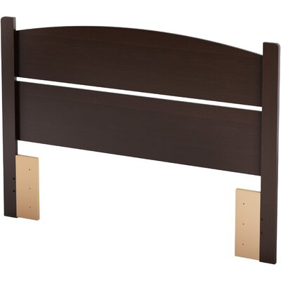 Libra Full Panel Headboard Finish: Chocolate