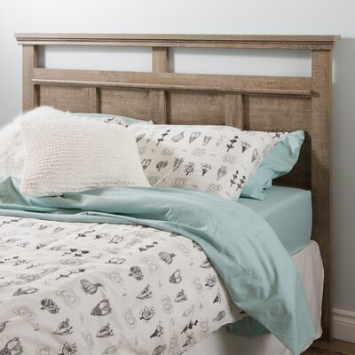 Versa Panel Headboard Color: Weathered Oak