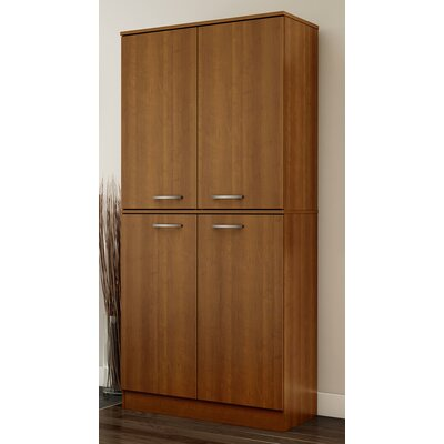 Axess Armoire Finish: Morgan Cherry