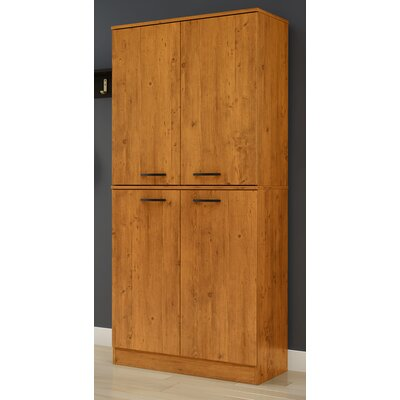 Axess Armoire Finish: Country Pine