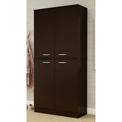 Axess Armoire Finish: Chocolate