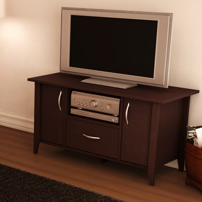 Cheap South Shore Classic View 48″ TV Stand in Chocolate (TH2038)
