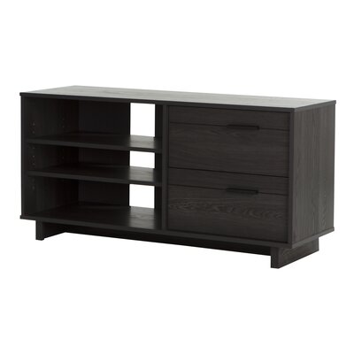 Fynn 46.3 TV Stand Color: Gray Oak