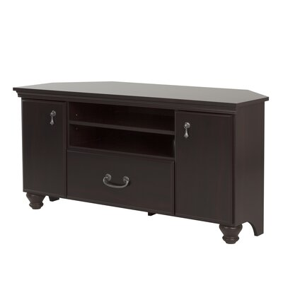 Noble TV Stand Color: Dark Mahogany