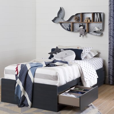 Aviron Twin Mates Bed with Drawers
