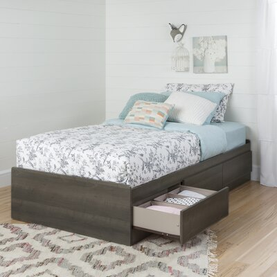 Savannah Twin Mates Bed with Drawers