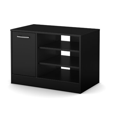 Axess 32 TV Stand Color: Pure Black