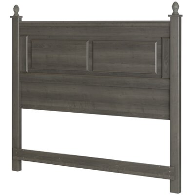 Noble Panel Headboard Finish: Gray Maple