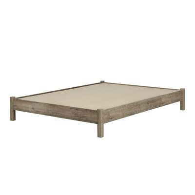 Munich Queen Platform Bed