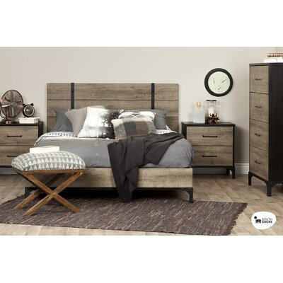 Valet Panel Queen Headboard