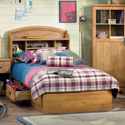 Roslindale Twin Mates Bed with Storage