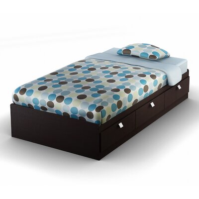 In store financing Cakao Mates Bed Box Size: Twin...