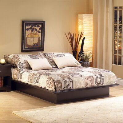 Financing for Back Bay Platform Bed Size: Full...