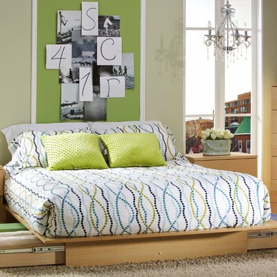 Queen Size Bunk  on Queen Size Platform Bed Storage   Full Size Bed