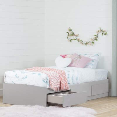 Reevo Twin Mates Bed with 3 Drawer