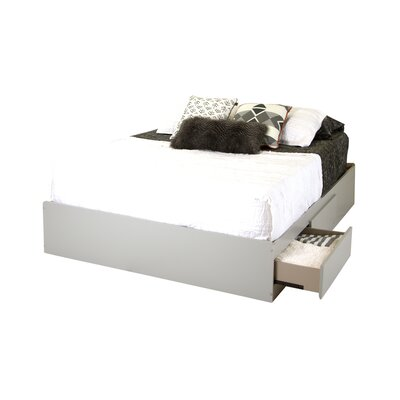Reevo Queen Storage Platform Bed