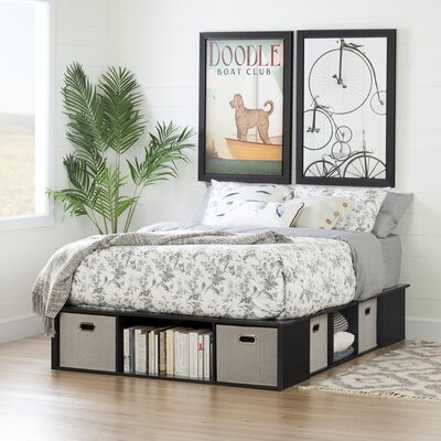 Platform Bed Size: Full