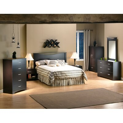 Back Bay Panel Configurable Bedroom Set