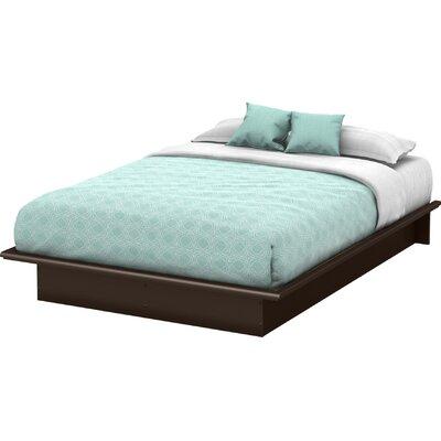 Back Bay Platform Bed Size: Full