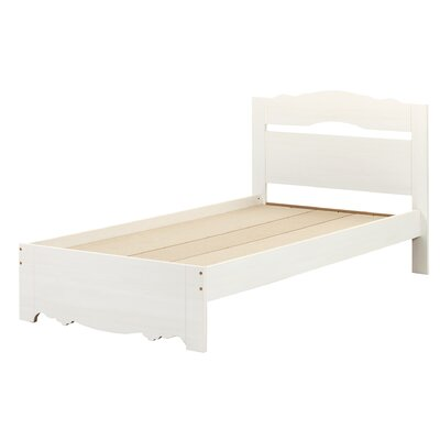 Caravell Twin Panel Bed
