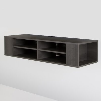 City Life TV Stand Finish: Grey