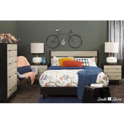 Morice Queen Platform Customizable Bedroom Set