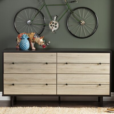 Morice 4 Drawer Dresser