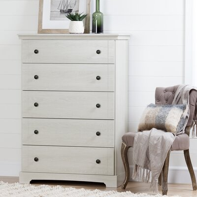 Avilla 5 Drawer Chest